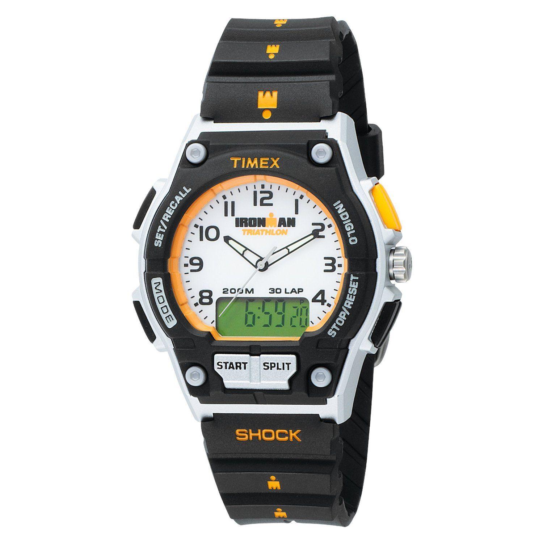 0ac67fc74 Timex ironman ana digi   watches   Watches, Digital watch, Radio ...
