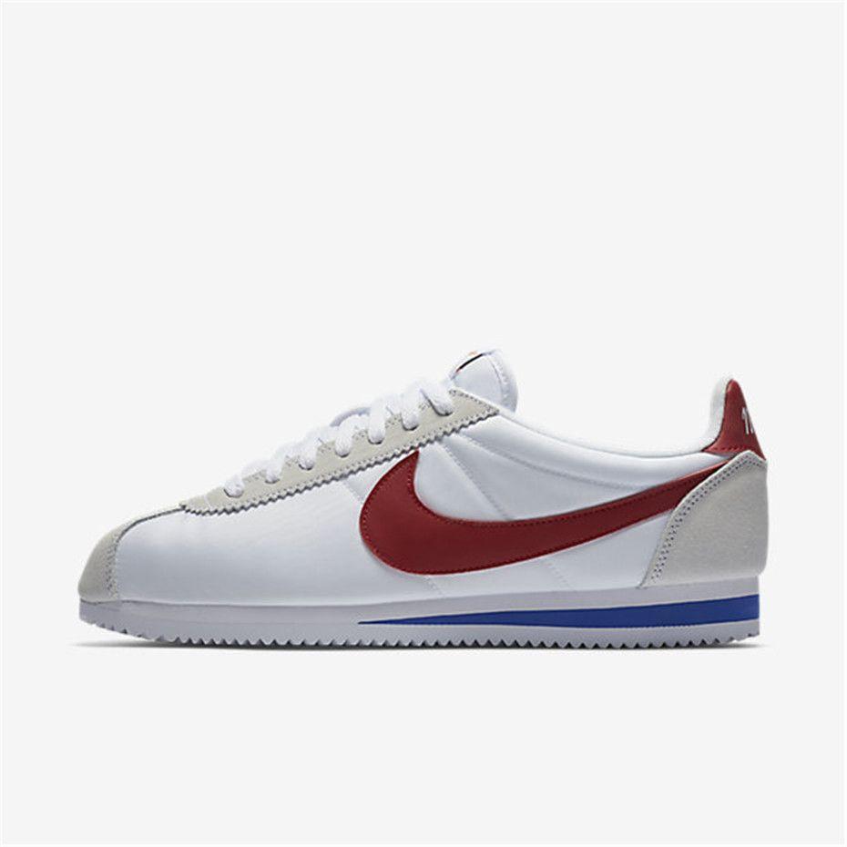 Mens Chaussures De Sport En Nylon Cortez Classique Nike 8mBbNabgf