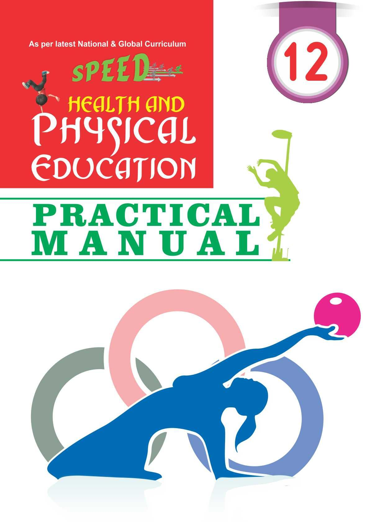 Speed Health Amp Physical Education Practical Manual For
