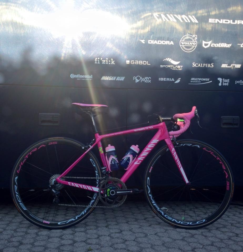 Grande Nairo. Grande Movistar Team. Canyon. | Cycling | Pinterest ...