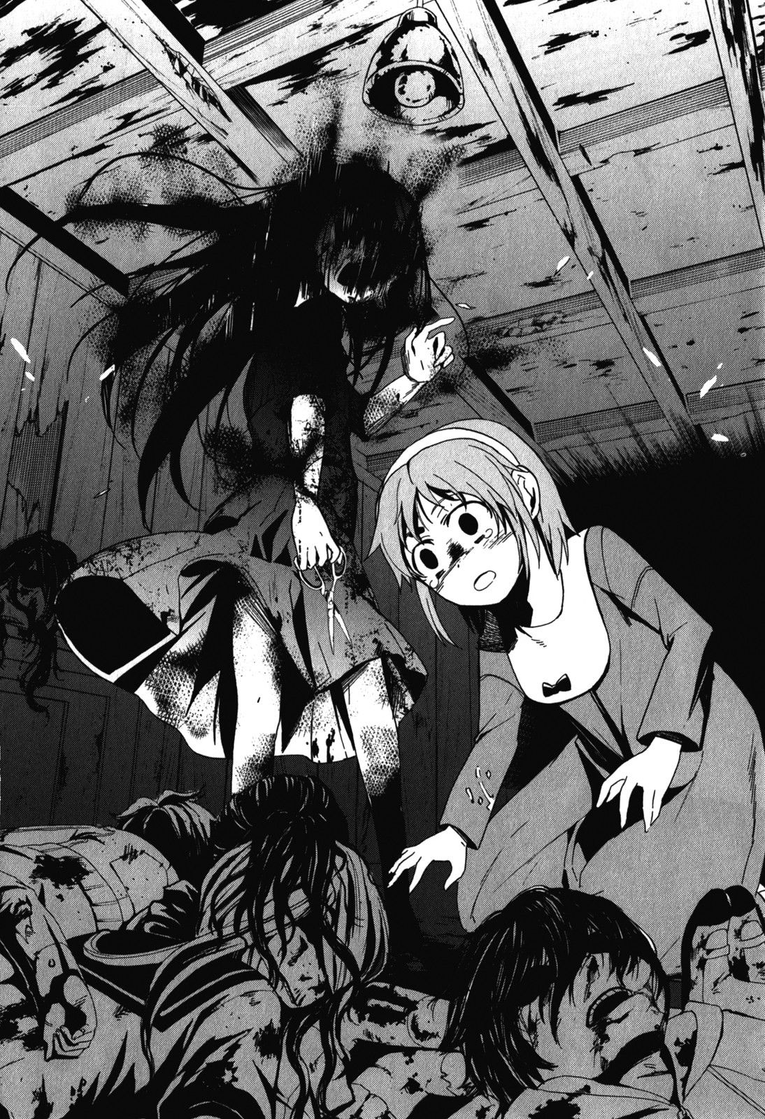 Yaaas Sachiko Corpse Party Anime