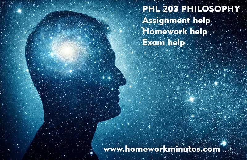 philosophy homework help