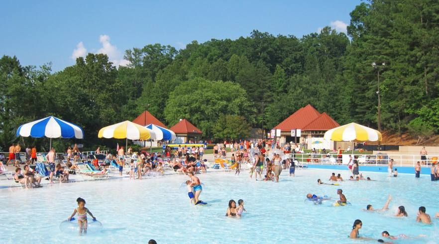 Lake Lanier Islands Resort And Water Park Great Place For Work Outings Family Reunions