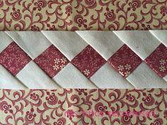 tecnica seminole de patchwork