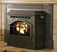 Mt Vernon Ae Pellet Insert Matte Black Cast Iron By Quadra Fire Pellet Stove Pellet Fireplace Pellet Fireplace Insert