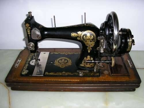 "My Gritzner R Selecta ""Lewenstein"" Sewing Machine Antique Mesmerizing Gritzner Sewing Machine Price"