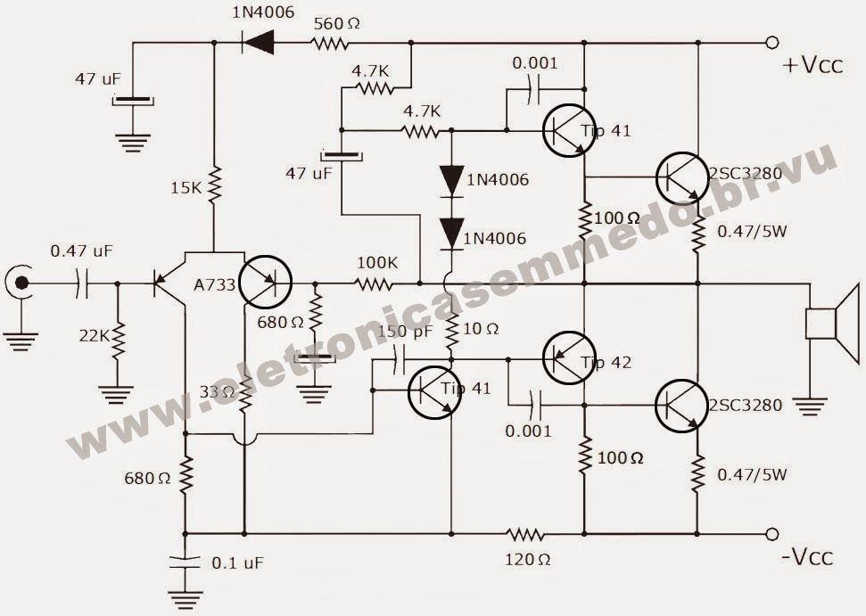 2018tda2030 40 watts amplifier power transistor 700x508