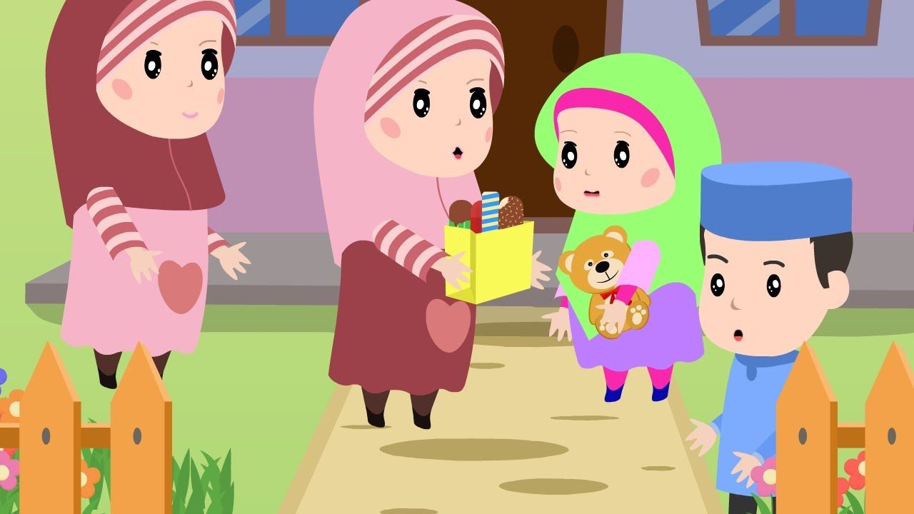 83 Gambar Animasi Anak Paling Hist