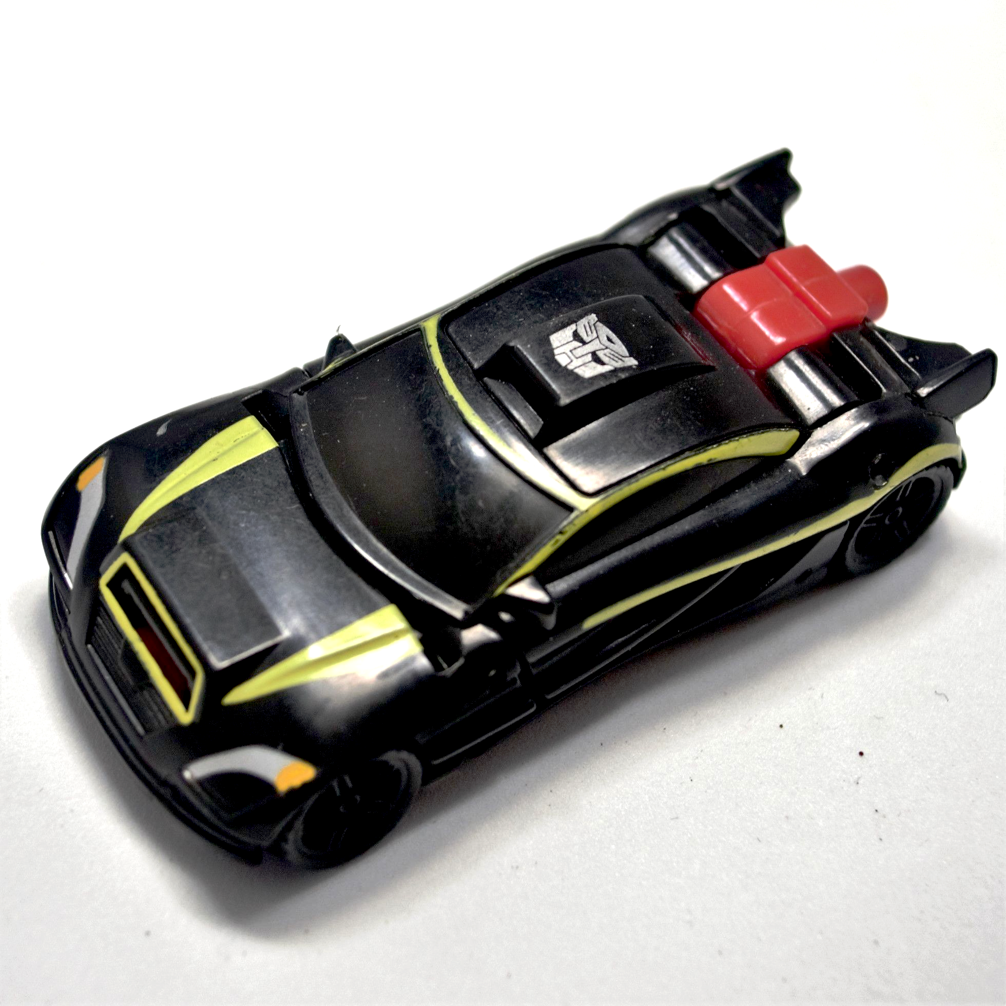 TRANSFORMERS OPTIMUS PRIME MECHTECH  ROBOT TRUCK CAR ACTION FIGURE TOY UK