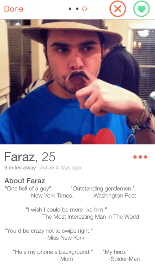 bb621524 33 Funny Tinder Profiles That Definitely Got People Some   Texts ...