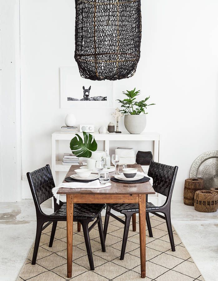 Idées déco salle à manger toutes nos idées déco pour une belle salle à manger elle décoration