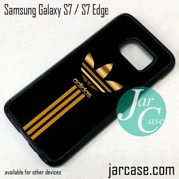 size 40 398fe 1b7d9 Adidas Gold Phone Case for Samsung Galaxy S7 & S7 Edge | phone ...
