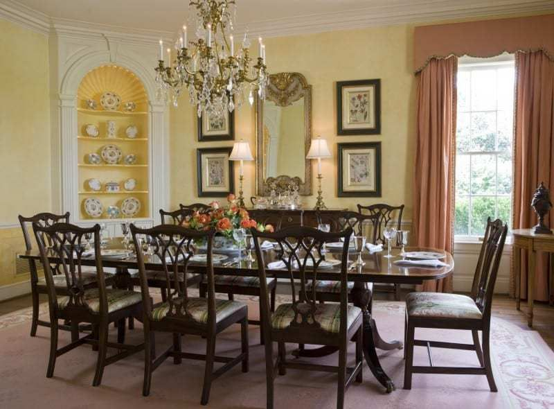 The Timeless Interiors of Linda Knight Carr - The Glam Pad