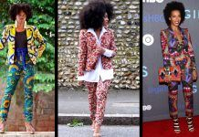 #fGSTYLE: Get Your Own African Print Suit Or Jacket Look & Select From Various Prints