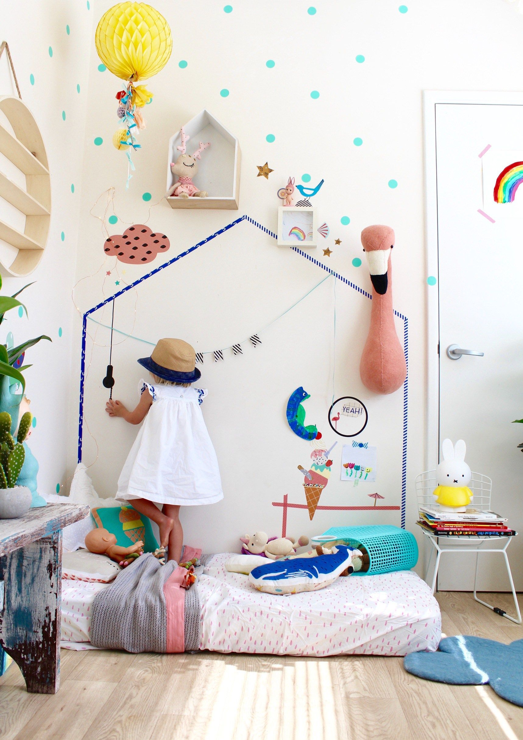 Fashion style Bedrooms Childrens decor pictures for girls