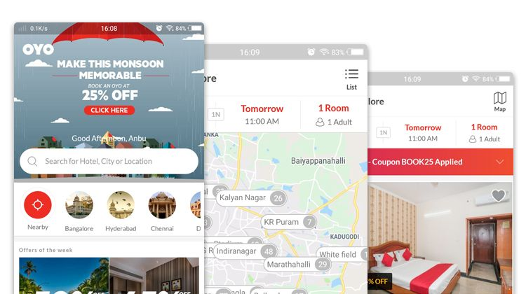 How Much Does Cost To Build The Hotel Booking Marketplace Software Like Oyo Rooms Cost To Build Hotel Booking Hotel