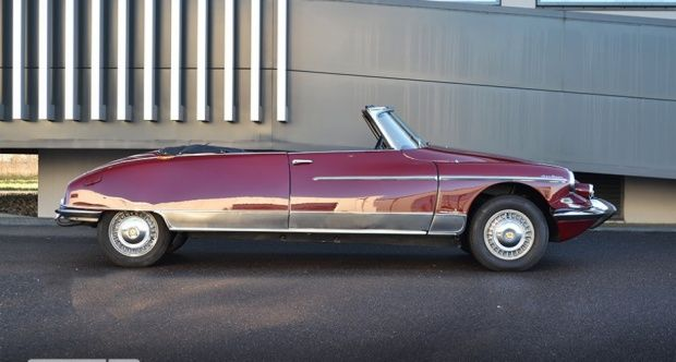 1962 Citroen DS  - Palm Beach - by Henri Chapron
