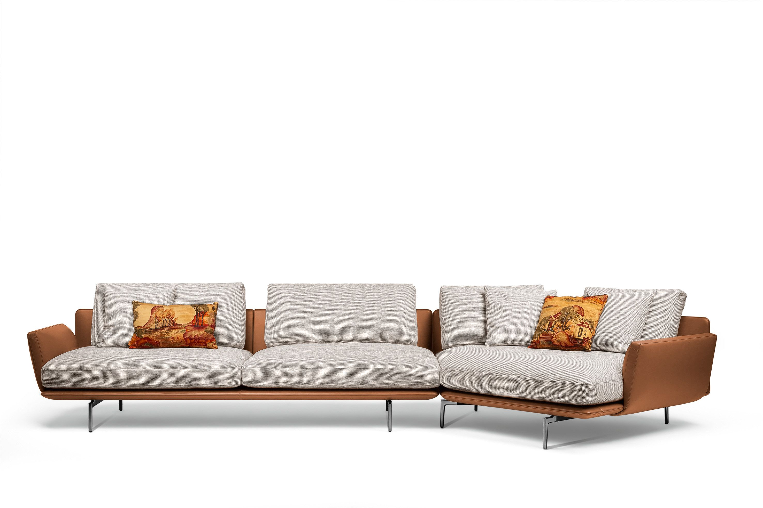 Get Back Sectional Sofa The Collection Sofa And Armchairs Collection By Poltrona Frau Design Ludovica Roberto Palomb Sectional Sofa Fabric Sofa Design Sofa