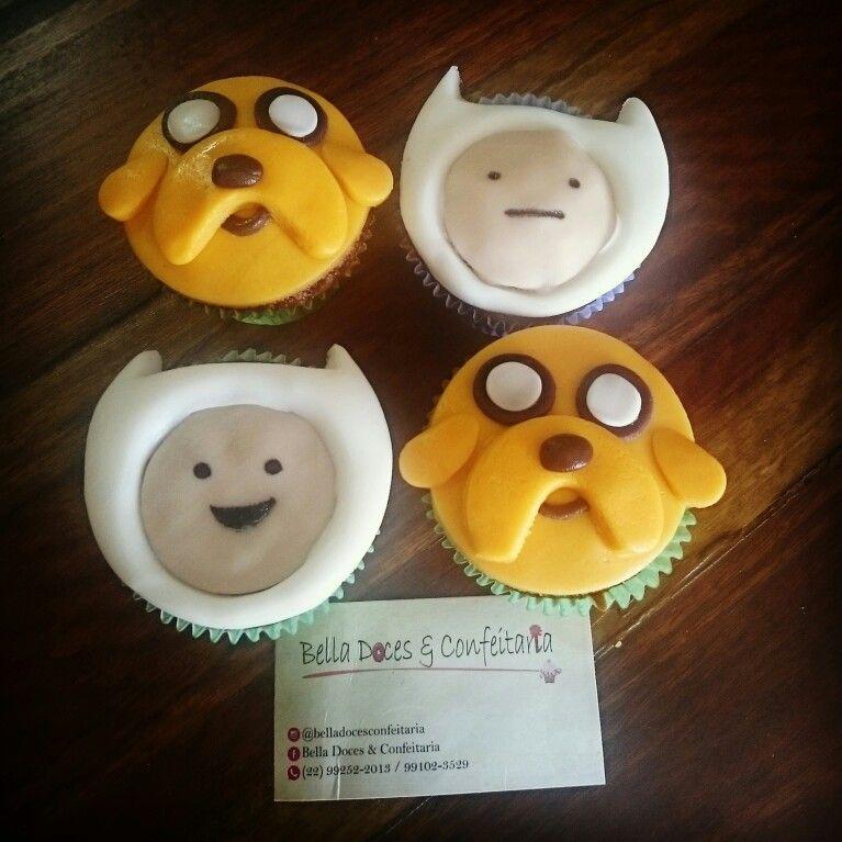 Cupcake Hora de Aventura