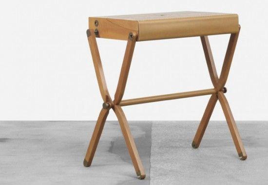 Pippa Desk With Images Folding Desk Portable Desk