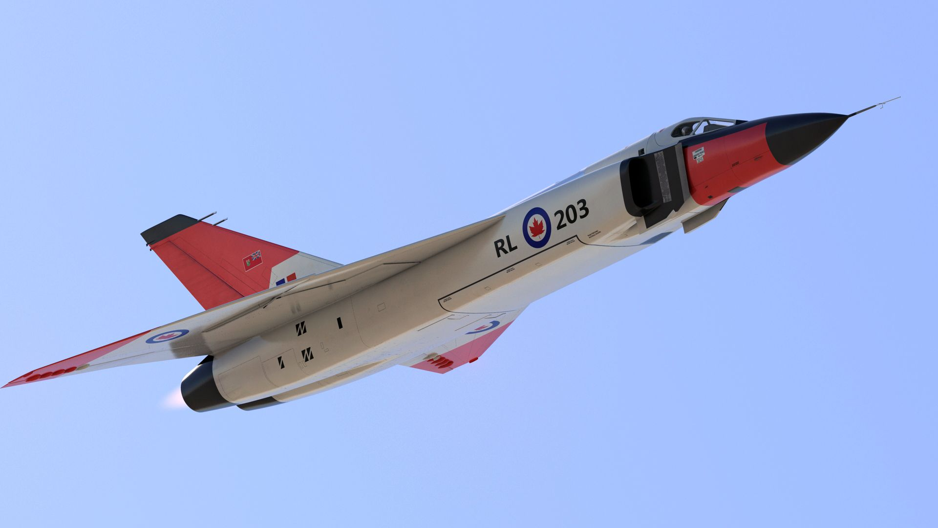 Avro Arrow Avro Arrow Fighter Planes Fighter Jets