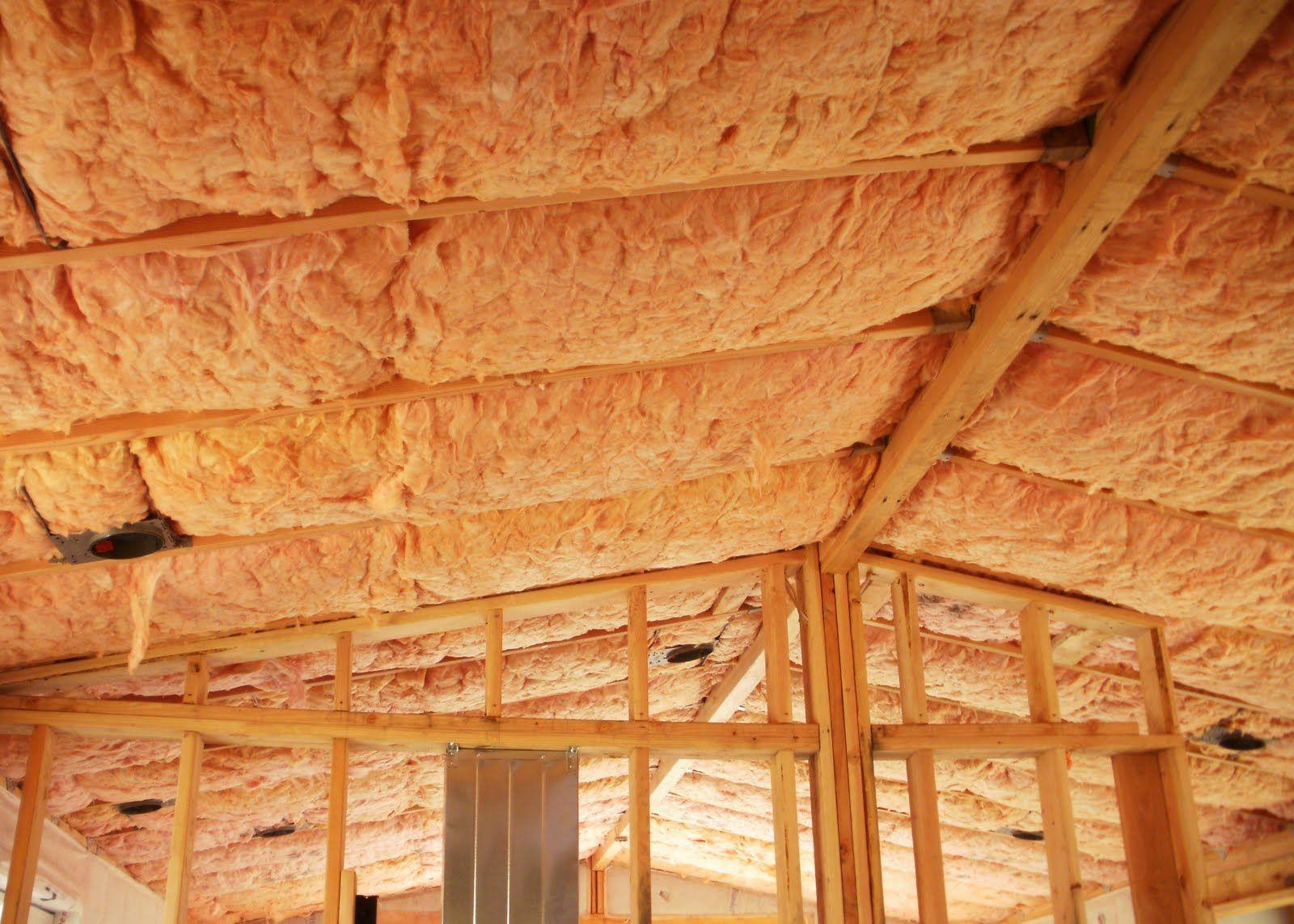 утеплитель для потолка какой лучше и цена