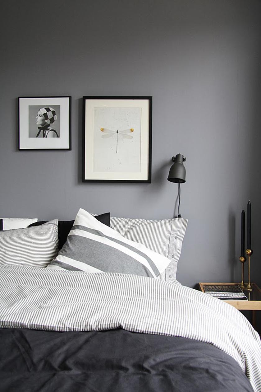 25 Amazing Grey Color Minimalist Bedroom Designs Ide Dekorasi Kamar Dekorasi Kamar Ide Dekorasi