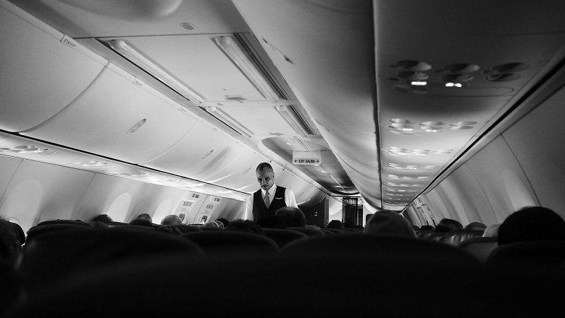 lifehacker: Learn all the secret lingo flight attendants use with this handy glossary: https://t.co/eoypzaGcj6 https://t.co/F1VCejUkE3
