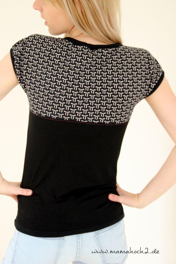 Freebooktratsch: Kimono Tee für Frauen | sewing | Pinterest | Nähen ...
