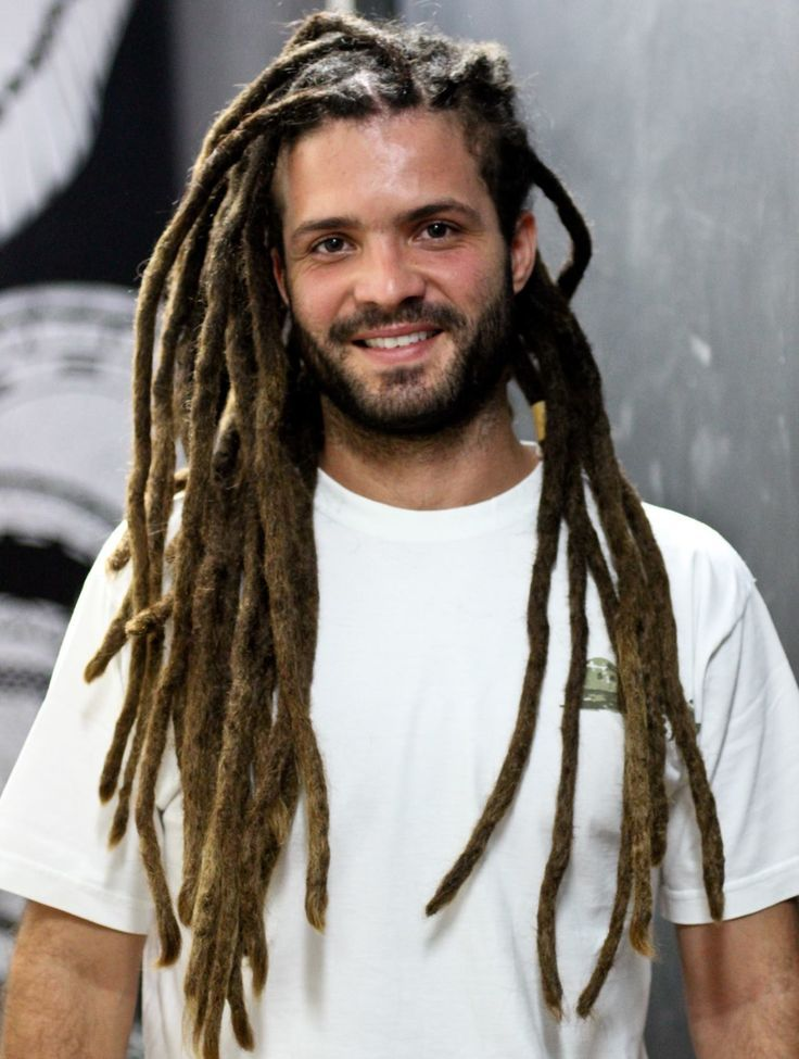 Men with Dreads | Dreadlock hairstyles for men, Long hair