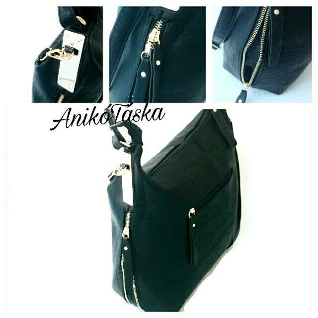 Egyszerű fazonú női táska Anyagában Márvány mintás AnikóTáska ... eacd451597