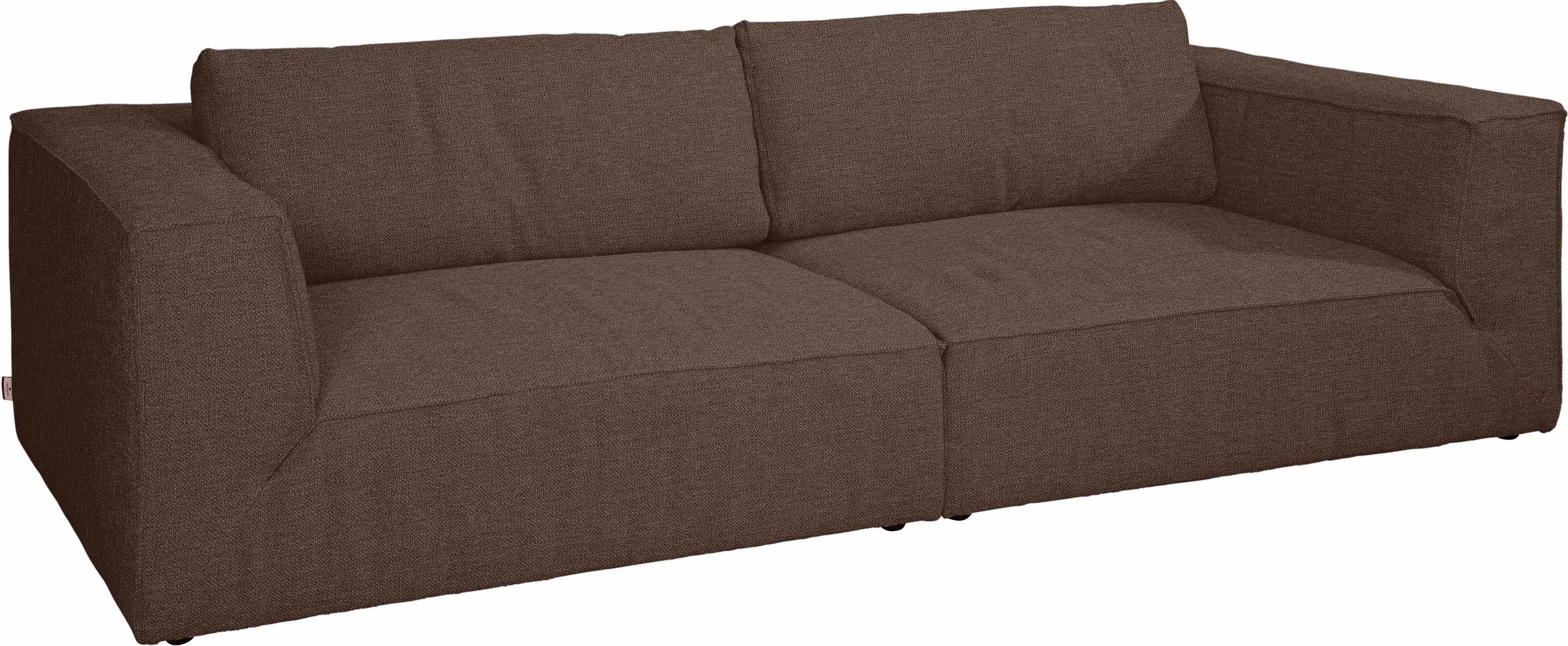 TOM TAILOR Big Sofa braun, »BIG CUBE STYLE« Jetzt bestellen unter ...