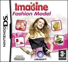 images of fashion model cards | 2721 - Imagine: Fashion Model - EURO - .: GBArl.it :. News su GBA, NDS ...