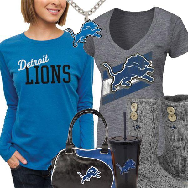 Cute Detroit Lions Fan Gear Detroit lions, Detroit lions