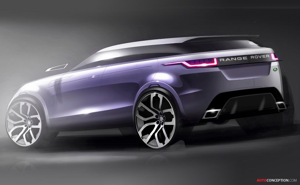 All New Range Rover Evoque Officially Revealed Autoconception Com Range Rover Evoque Range Rover New Range Rover Evoque