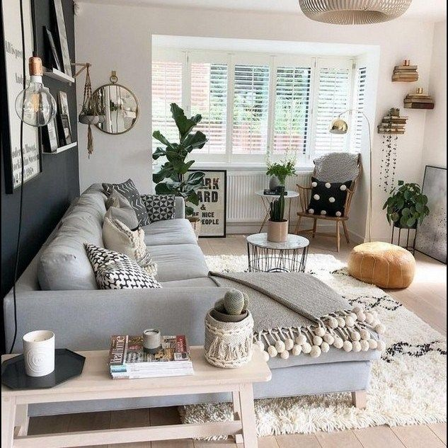 30 What is so fascinating about small apartment living room decor ideas and reno ... - Fitness GYM -...