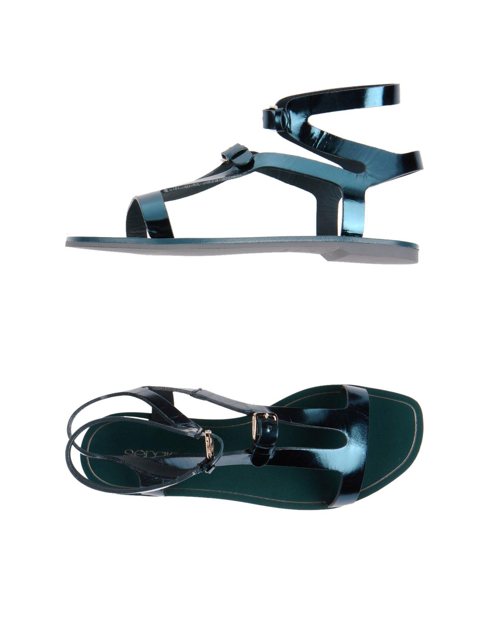 Sergio rossi Women - Footwear - Sandals Sergio rossi on YOOX