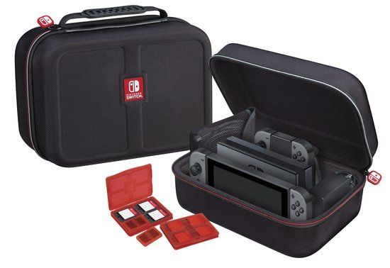 Official Licensed Deluxe Opbergtas - Nintendo Switch