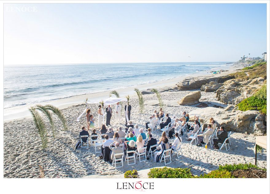 Wedding La Jolla Windansea Beach Lauren Keith Portrait Photography