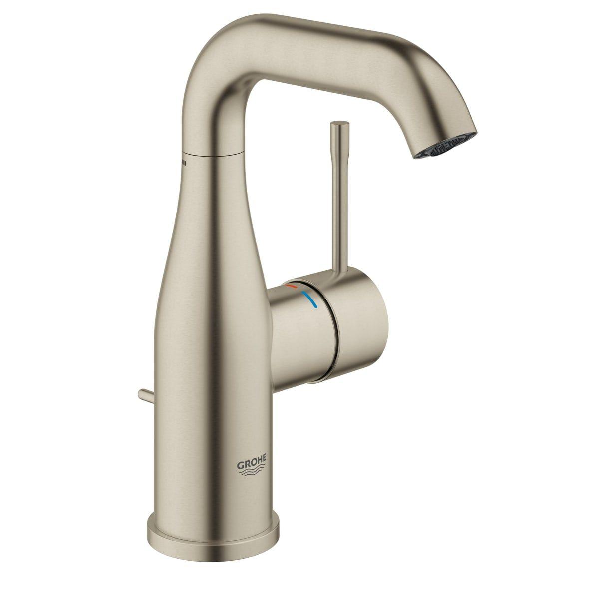 Grohe 23 485 A Build Com Bathroom Sink Faucets Single Hole Bathroom Faucets Single Hole Bathroom Faucet [ 1200 x 1200 Pixel ]