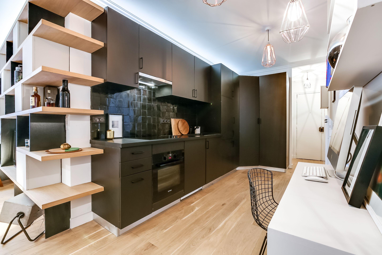 anne julia f rencontre un archi archi cuisine. Black Bedroom Furniture Sets. Home Design Ideas