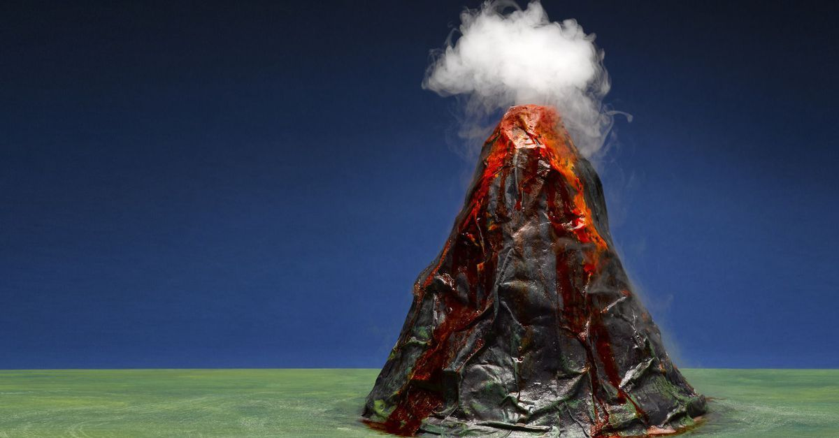 From sparkly explosions to ketchup lava, here are seven creative ways you can take your volcano science project to the next level.