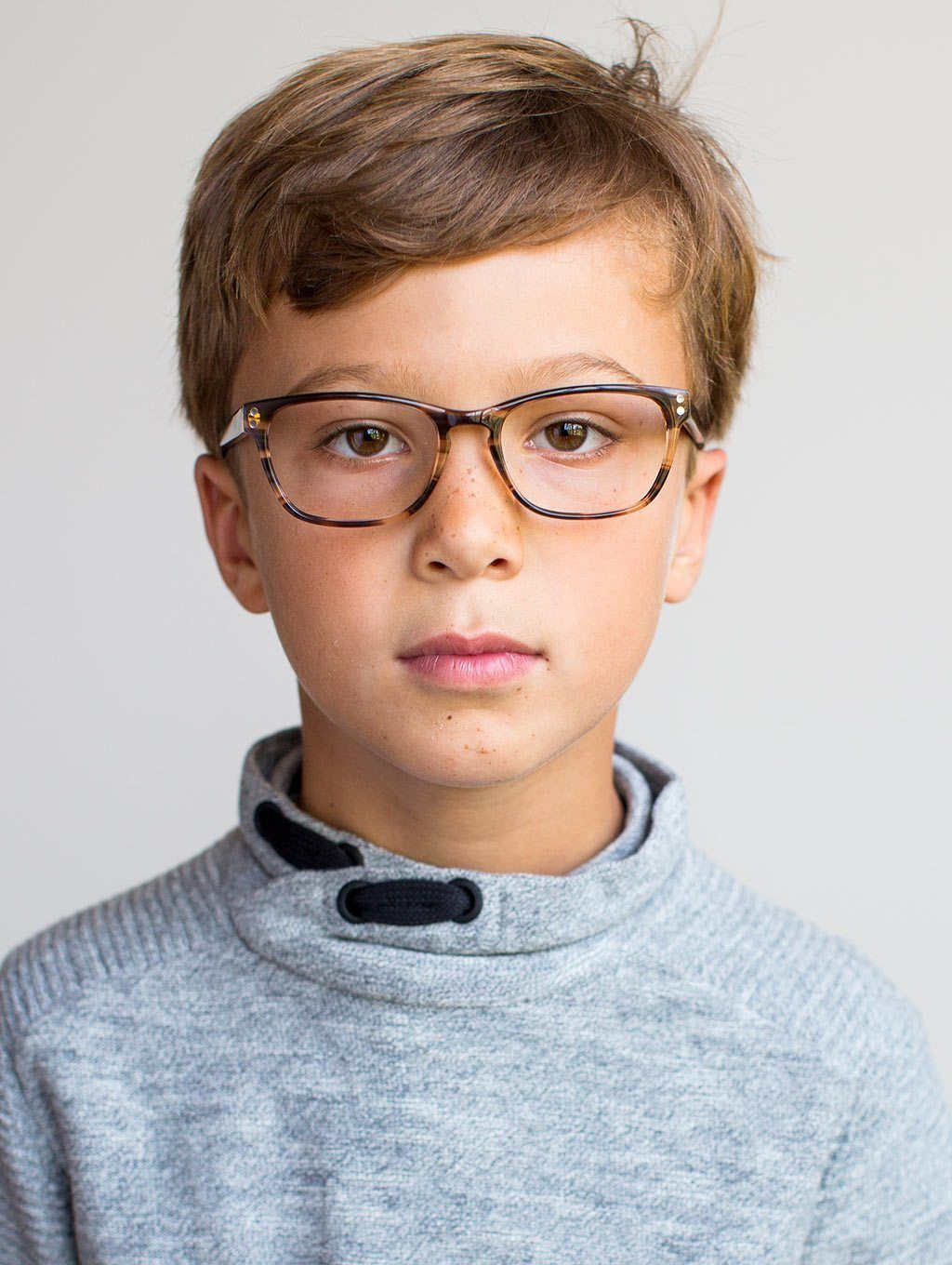 Kids Glasses The Lincoln Striped Hickory Kids Glasses And Products