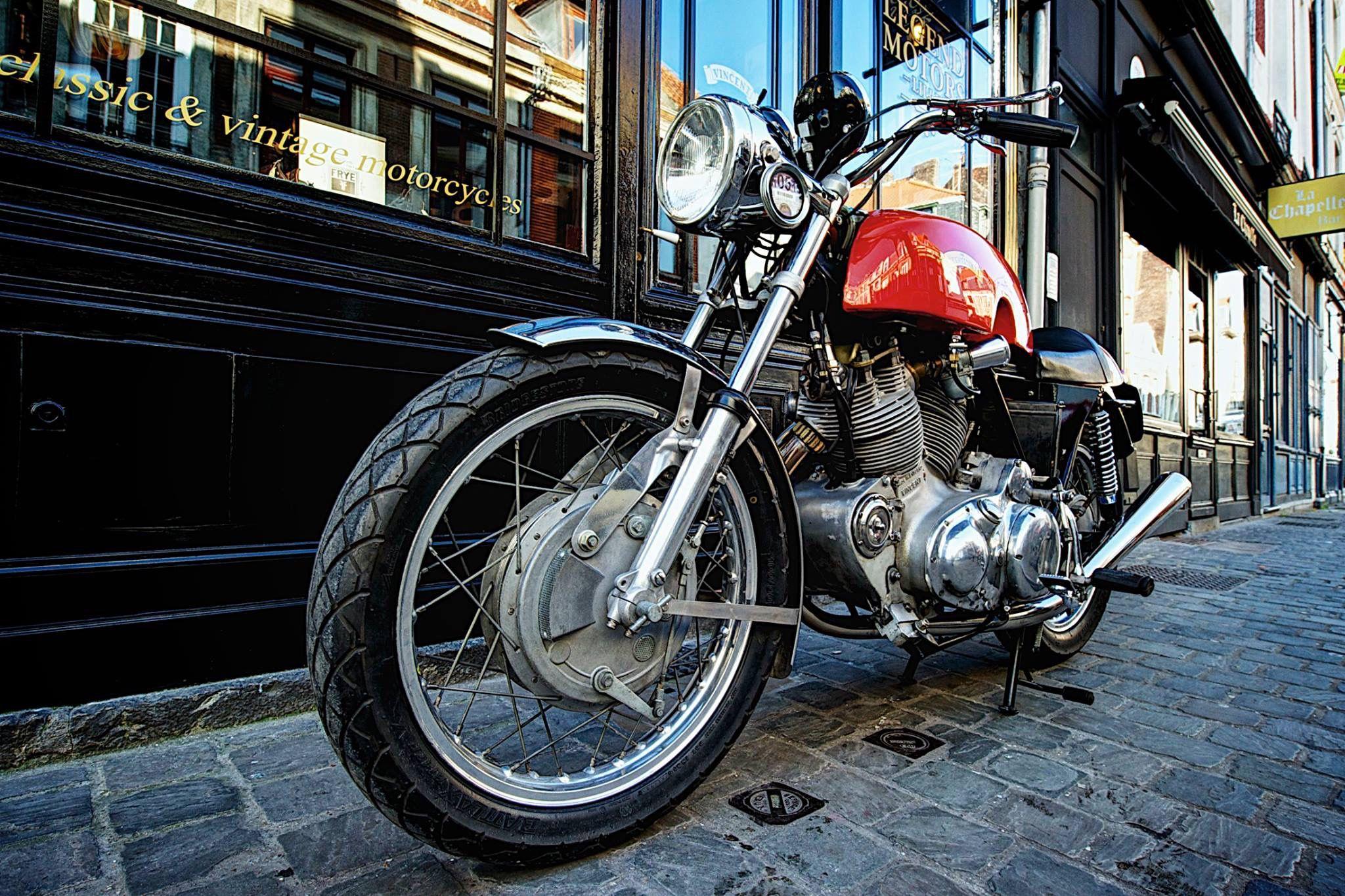 EGLI-VINCENT 1000cc. at Legend Motors Lille