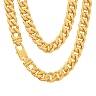 Thug Life Gold Chain Shiny Png Image With Transparent Background Png Free Png Images In 2021 Real Gold Chains Gold Chains Chain