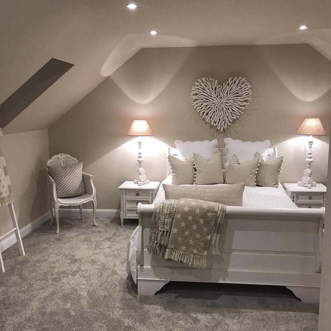 25 Amazing And Beautiful Loft Bedroom Design Ideas For Best Inspiration Goodsgn Bedrooms In 2020 Bedroom Colour Schemes Warm Simple Bedroom Warm Bedroom Colors