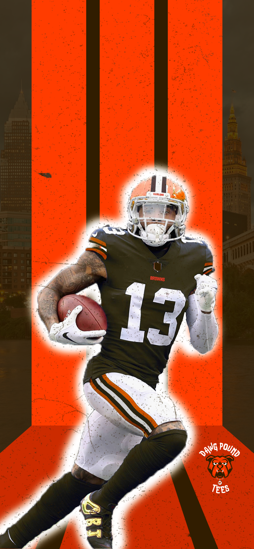 Cleveland Browns Wallpaper For Iphone Obj Wallpaper For