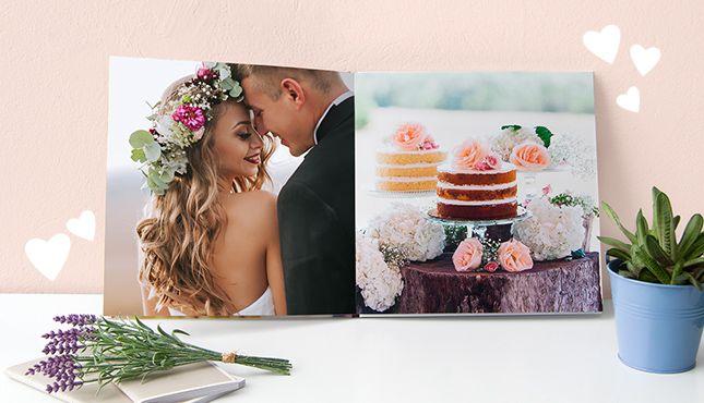 Familienfotobuch Gestalten Fotokasten Familie Foto Hochzeit Deko Gestalten