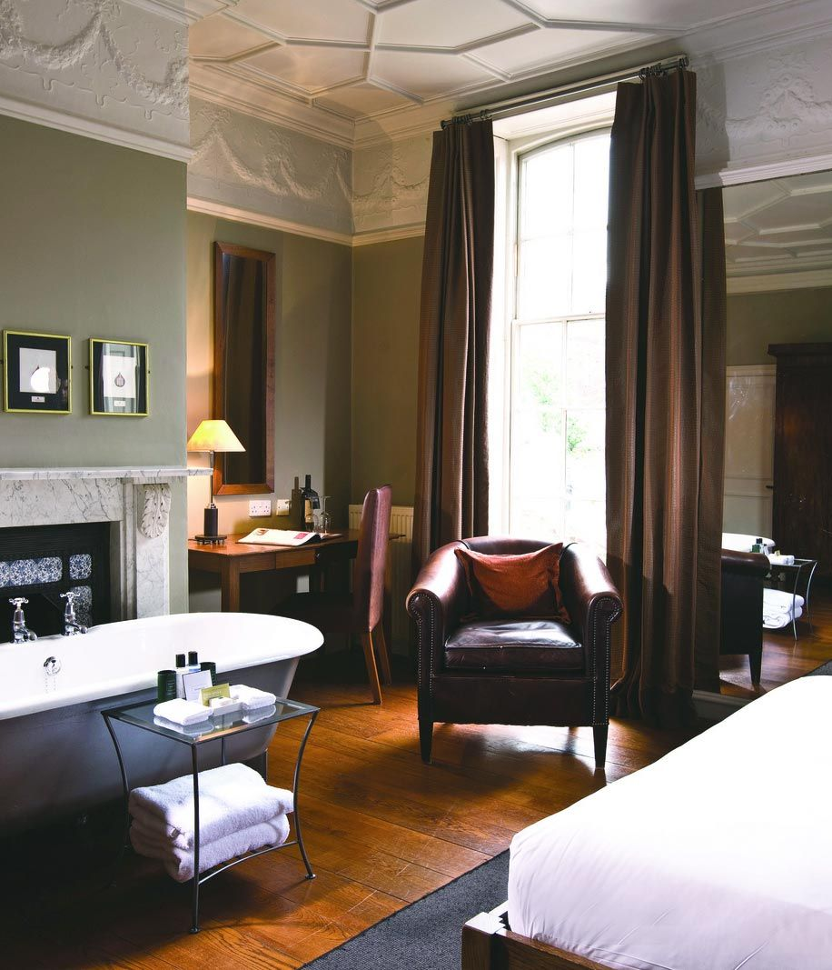 Hotel du vin bedroom