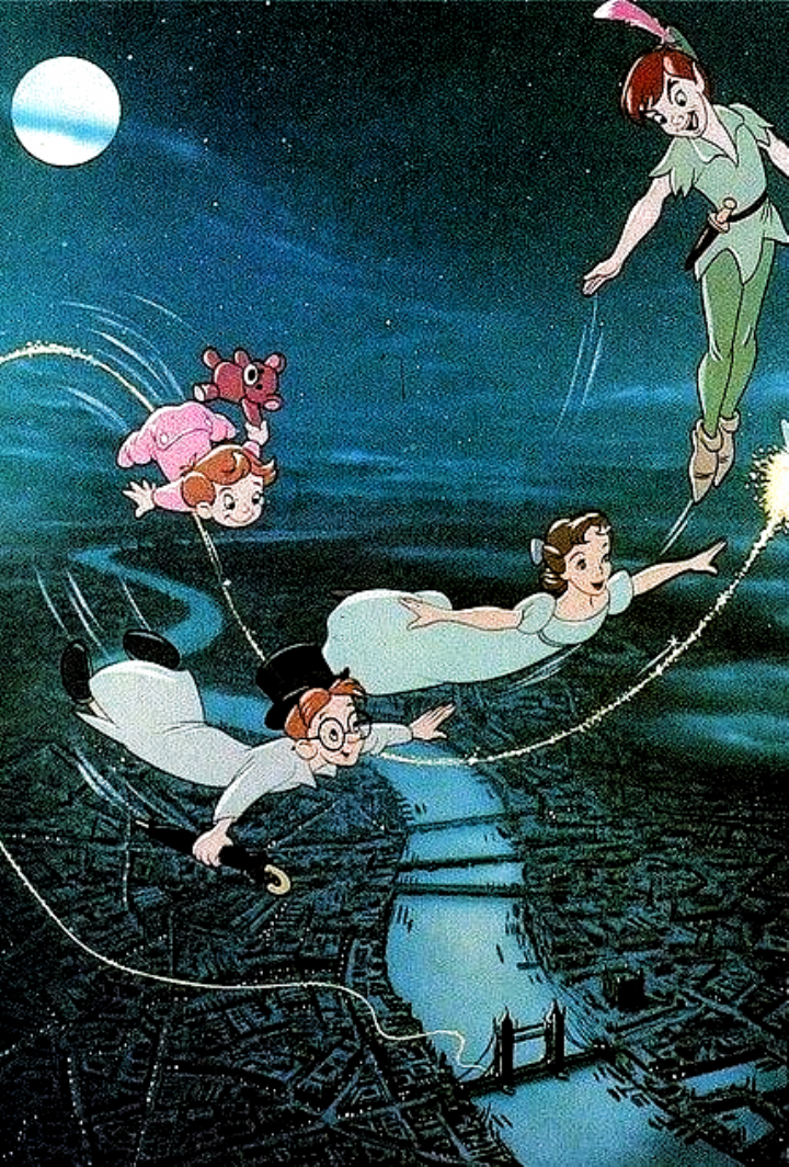 Peter Pan Wallpapers Iphone Disney In 2020 Disney Phone Wallpaper Disney Background Disney Art